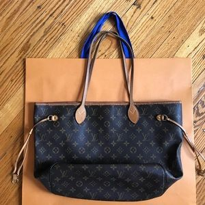 Louis Vuitton Bags - Authentic Louis Vuitton Neverfull MM Monogram
